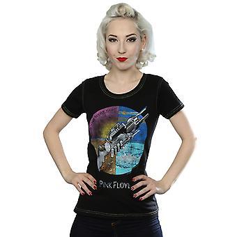 Aftershow kvinder Pink Floyd ville ønske du var her T-Shirt