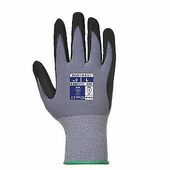 Portwest - DermiFlex Генеральной обработки перчатка (12 пары пакет)