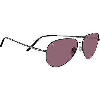 Solbriller Serengeti Medium Aviator 8088
