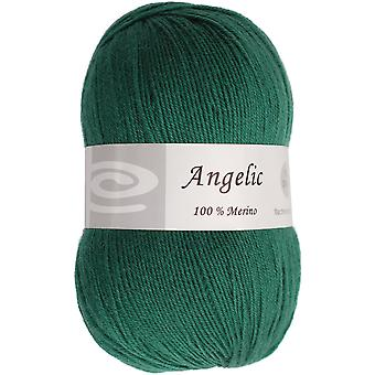 Angelic Yarn Forest Green Q105 F813