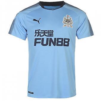 2017-2018 Newcastle borte fotball skjorte