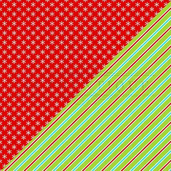 Jolly Christmas Double-Sided Cardstock 12
