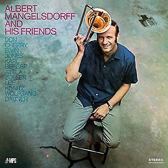 Cherry, Don / Mangelsdorff, Albert / Jones, Elvin - Albert Mangelsdorff & His Friends [Vinyl] USA import