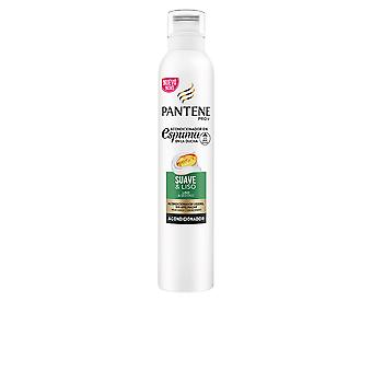 Pantene Acondicionador Espuma Suave Y Liso 180ml Womens New Sealed Boxed