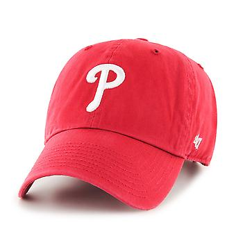 47 fire relaxed fit Cap - MLB Philadelphia Phillies Red