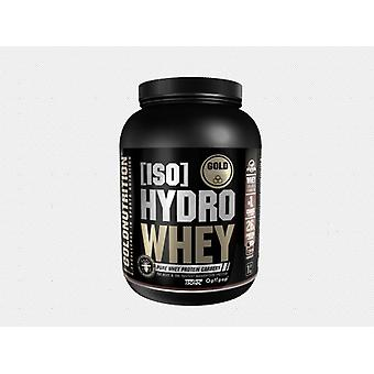 Gold Nutrition Iso Hydro Whey  Chocolate 1 Kg  Isolac Y Optipep