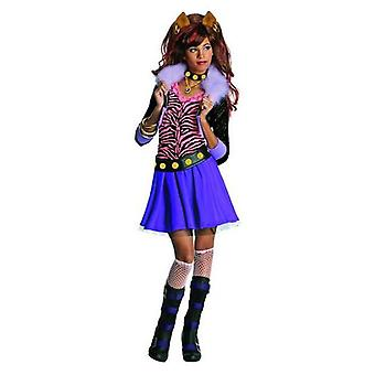 Rubie's Clawdeen Wolf Costume (Babies and Children , Costumes)