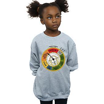 Fantastic Beasts Girls Threat Level Sweatshirt