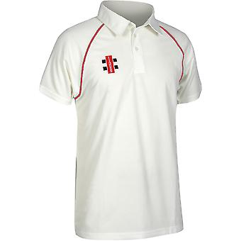 Gray-Nicolls Mens Matrix Short Sleeve Shirt