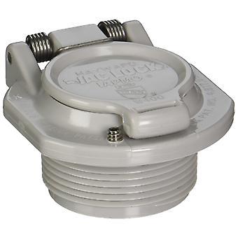 Hayward W400BLGP Vac vergrendelen veiligheid muur montage - lichtgrijs