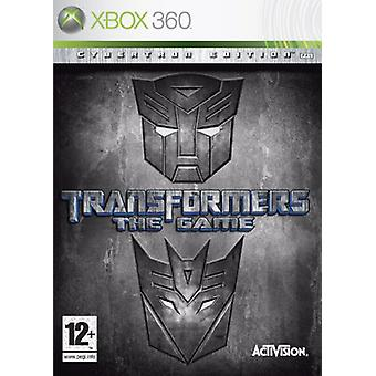 Transformers The Game - Cybertron Edition (Xbox 360)