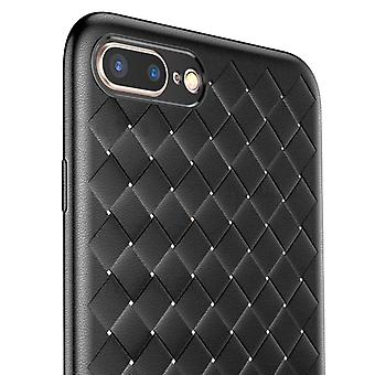Woven shell for iPhone 7 Plus