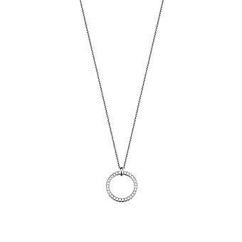 ESPRIT women's chain necklace silver brilliance ESNL92325A420