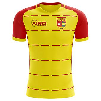 2018-2019 Togo Home Concept Football Shirt (Kids)