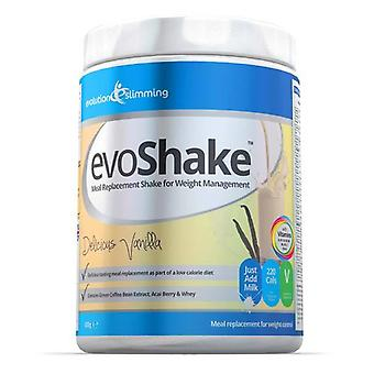 EvoShake Meal Replacement Whey Diet Shake 420g Weight Loss Shake with Protein - Vanilla - Meal Replacement Shakes - Evolution Slimming