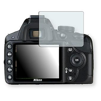 Nikon D3200 display protector - Golebo crystal clear protection film