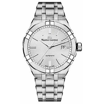 Maurice Lacroix Aikon Automatic Stainless Steel AI6008-SS002-130-1 Watch