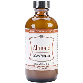Bakery Emulsions Natural & Artificial Flavor 4oz-Almond