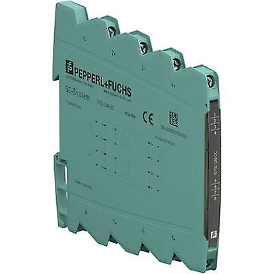 Isolateur de passive, 2 canaux Pepperl Fuchs & S1SL - 2AI - 2C S1SL-2AI - 2C 1 PC (s)