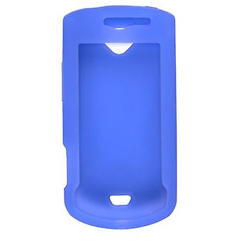 WIRELESS SOLUTIONS Silicone Gel.  CobaltBlue.