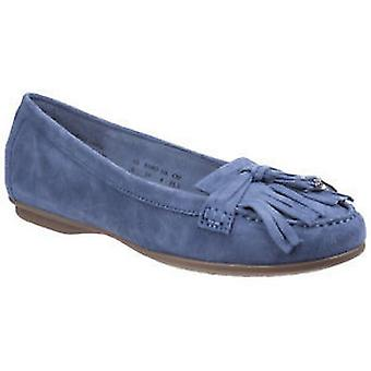 Hush Puppies Womens/Ladies Naveen Robyn Leather Slip On Shoes
