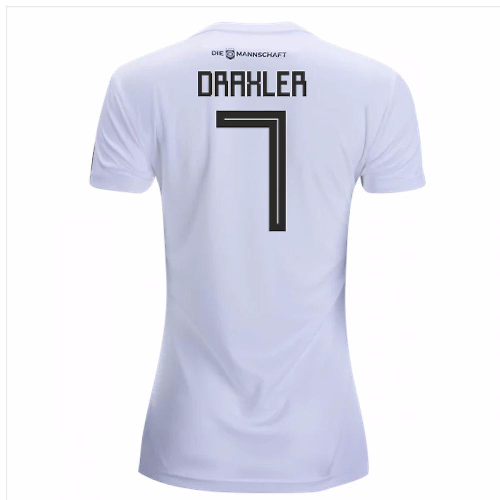 2018-19 Germany Home Womens Shirt (Draxler 7)