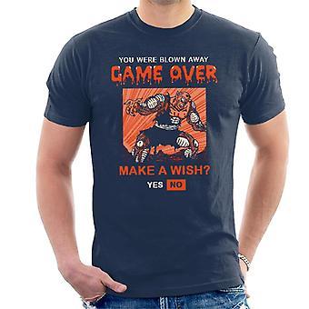 Dragon Ball Z Game Over Piccolo Men's T-Shirt