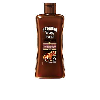 1 Coconut Tropical Tanning Oil Spf2 200 Ml Unisex