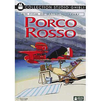 Porco Rosso Movie Poster (11 x 17)