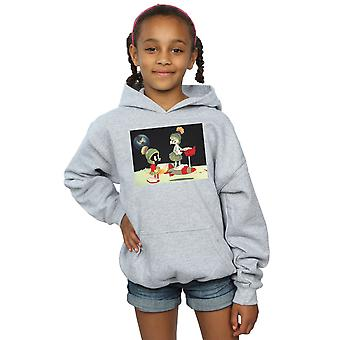 Looney Tunes Girls Bugs Bunny Spaced Hoodie