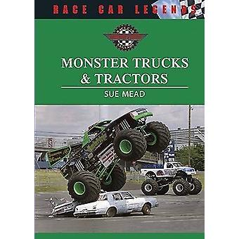 Monster Trucks and Tractors (New edition) by Sue Mead - 9780791086896