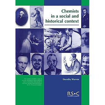 Chimistes dans un contexte Social et historique par Dorothy Warren - Maria
