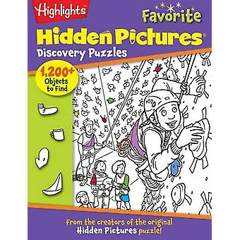 Favorite Discovery Puzzles by Highlights for Children - 9781620917695