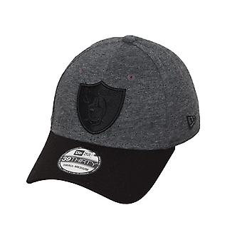 Nuova Era essenziale Jersey 39Thirty Cap ~ Oakland Raiders