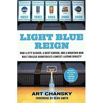 Leichte blaue Herrschaft: Gebaut wie ein Stadtmensch, einer ruhigen Kansan und ein Berg-Mann College Basketball langlebigste Dynastie