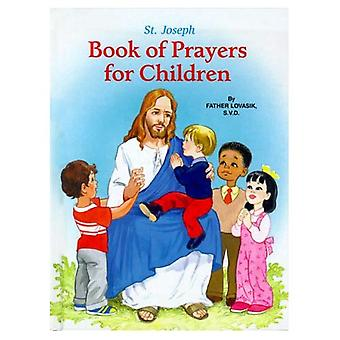 St. Joseph Book of Prayers for Children