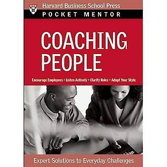 Coaching People (Pocket Mentor)