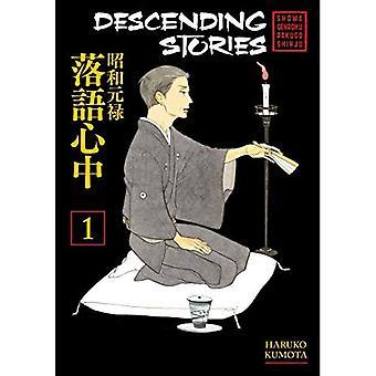 Descendant d'histoires: Showa Genroku Rakugo Shinju 1