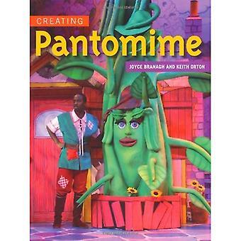 Criação de pantomima