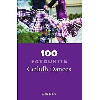 100 danses préférées Ceilidh
