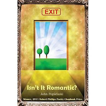 N'est-ce pas romantique?