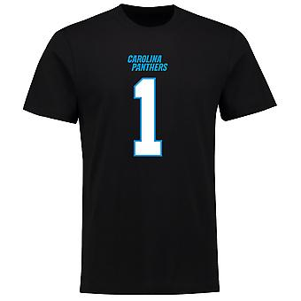 Fanatics NFL T-Shirt - Carolina Panthers #1 cam Newton