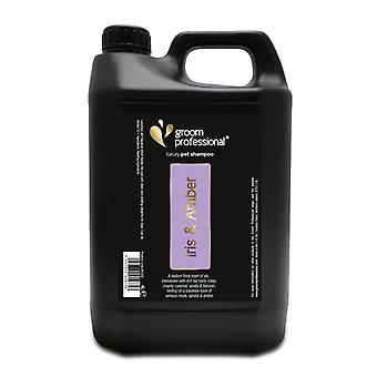 Groom Professional Exclusive Iris & Amber Shampoo 4L