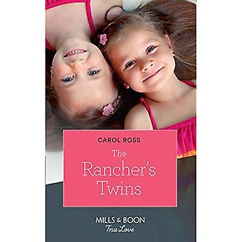 The Rancher's Twins (Mills & Boon True Love) (Return of the Blackwell Brothers, Book 3) (Return of the Blackwell Brothers)