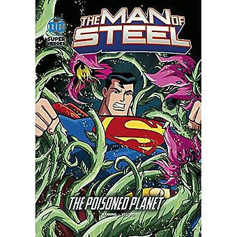 The Man of Steel Pack A of 4 (DC Super Heroes: The Man of Steel)