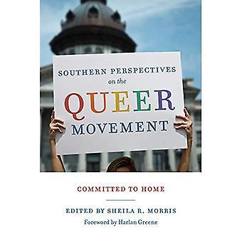Södra perspektiv på Queer rörelsen: begått till hem