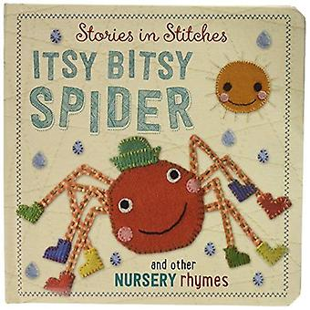Itsy Bitsy Spider en Other Nursery Rhymes [Board boek]