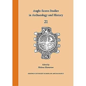 Angelsächsischen Studium der Archäologie und Geschichte 21