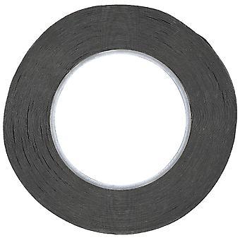 61395 Tesa Tape - Black - 7mm x 33m