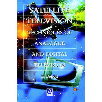 Televisão por satélite, televisão analógica e Digital técnicas de recepção por Benoit & Herve